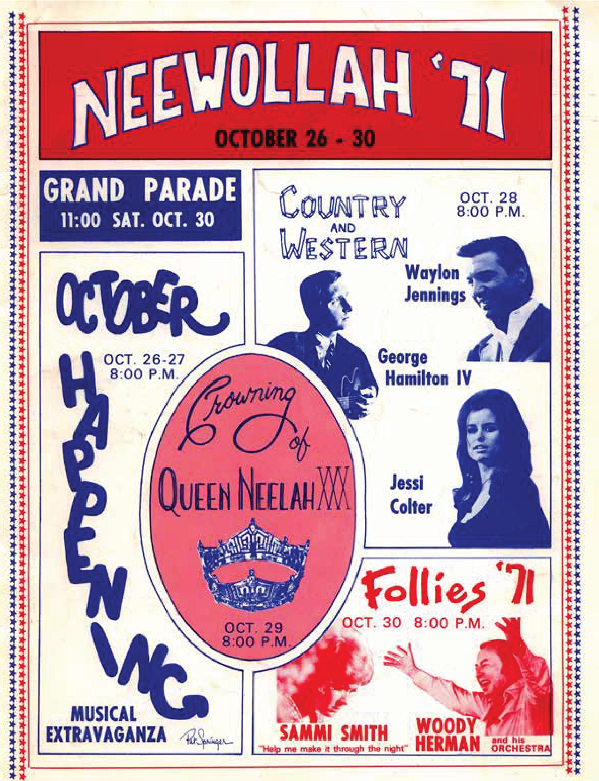 Neewollah 1971