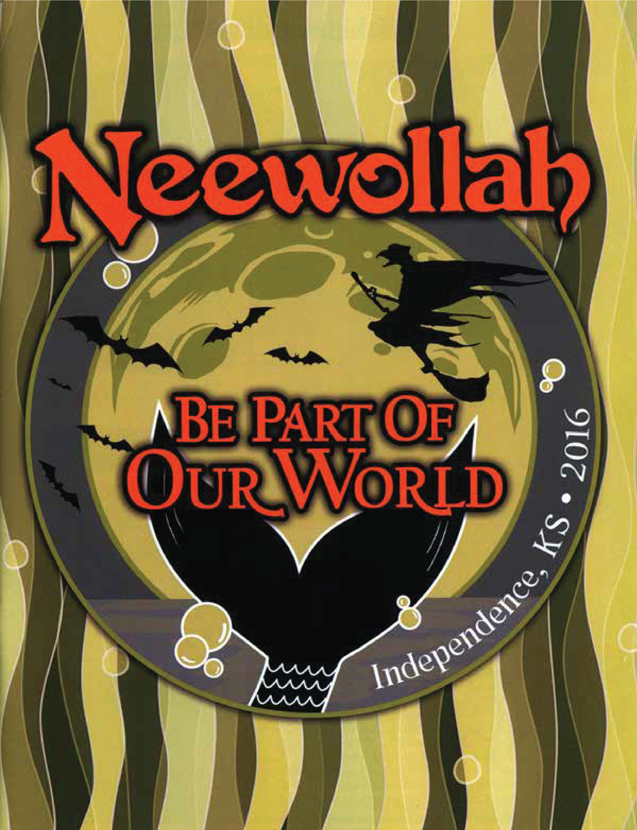 Neewollah 2016 Be Part of Our World
